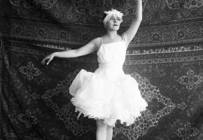 Białystok. Rina Nikova – Biblical Ballerina