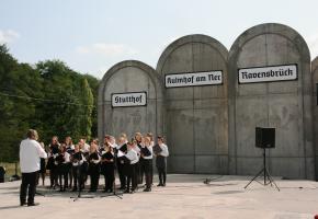 Łodź. 74th anniversary of the liquidation of Litzmannstadt Ghetto