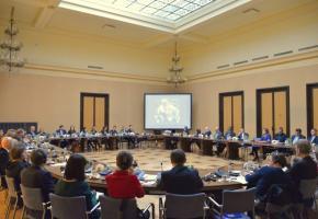 Warszawa. Dwie uchwały Międzynarodowej Rady Oświęcimskiej