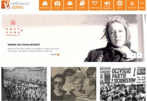 Marzec '68 – nowa część portalu Wirtualny Sztetl