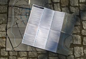 Będzin. Plan żydowskiego miasta