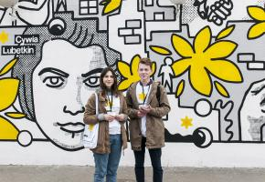 Warsaw. The Daffodils social and educational campaign