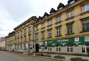 Hotel Polski w Warszawie (ul. Długa 29)