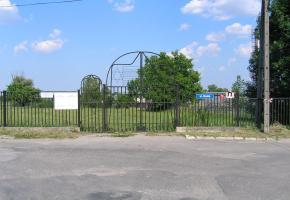 Hrubieszów: Old Jewish cemetery in Hrubieszów (at the intersection of Krucza Street and Targowa Street)
