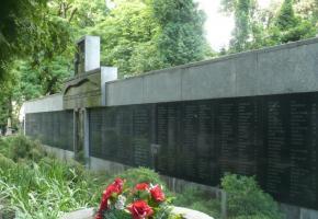 Cmentarz przy ul. Lipowej - zbiorowa mogiła ofiar Zagłady