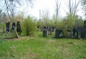 Pruszków: Jewish cemetery (Lipowa Street)