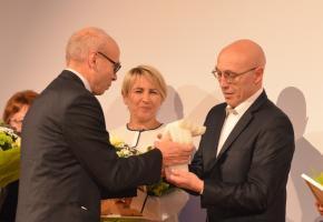 08.10.2015 – Tomasz Pietrasiewicz laureatem Nagrody POLIN