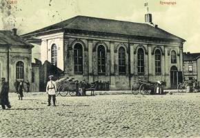 Synagogues in Koło (Nowy Rynek)