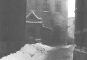 """Synagoga (przy ul. Zachodniej 56; zwana """"Wilker szul"""")"""