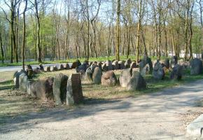 Cmentarz żydowski - Poznań-Miłostowo
