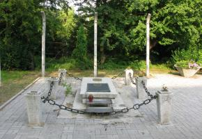 Monument - of victims of concentration camps