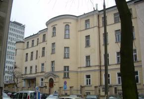 Warszawa. Muzeum Getta Warszawskiego