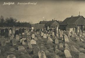 Cmentarz żydowski, tzw. choleryczny (ul. Bema)