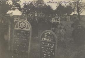 The Jewish cemetery in Częstochowa