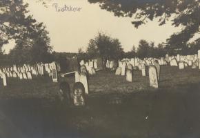 Piotrków Trybunalski: Nowy cmentarz żydowski w Piotrkowie (ul. Spacerowa)