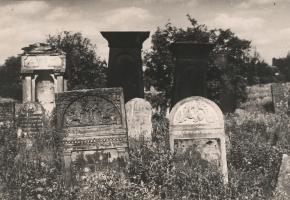 Cmentarz rabinacki (ul. Kalinowskiego)