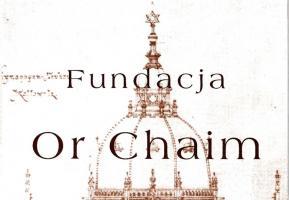 Fundacja Or Chaim w Katowicach