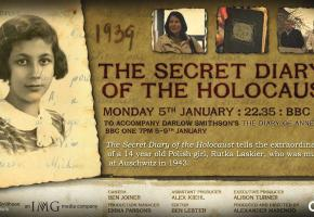 "13.03.2009 - Screening of the documentary ""The Hidden Holocaust Diary"""