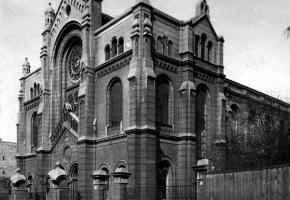 Synagoga przy ul. Wólczańskiej 6