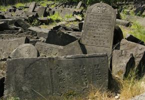 Cmentarz żydowski na Bródnie w Warszawie
