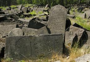 Jewish Cemetery in Odrowąża Street