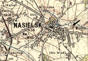 Nasielsk: Cemetery (Kwiatowa Street)