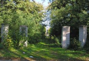 Nowy cmentarz żydowski w Wyszogrodzie (ul. Niepodległości)