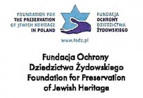 Foundation for the Preservation of Jewish Heritage in Poland