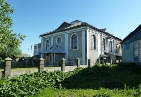 Synagoga w Busku