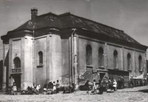 Synagoga Nowomiejska w Dębicy (ul. Krakowska 3)