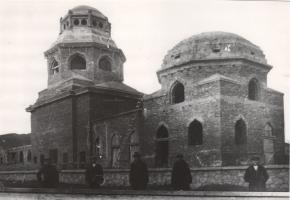 Kraków: Cmentarz żydowski w Krakowie (ul. Jerozolimska 14)