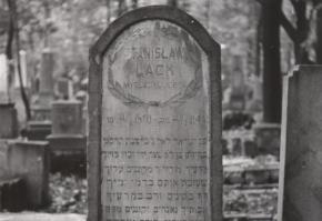 Kraków: Cmentarz żydowski w Krakowie (ul. Miodowa 55)