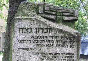 Pomnik – Wielka Synagoga w Katowicach