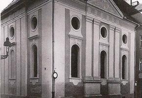 Synagoga w Brzegu