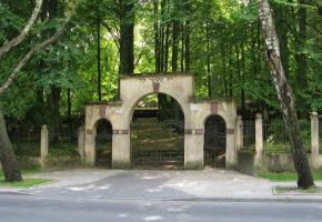 Sopot: Cmentarz ( ul. Malczewskiego )