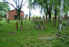 Cmentarz żydowski w Oleśnie (ul. Młyńska 50)