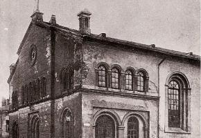 Synagoga w Tomaszowie Mazowieckim (ul. Handlowa)