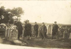 Góra Kalwaria: Jewish Cemetery (Góra Kalwaria)