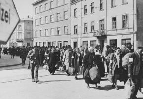 Kraków. Marsz Pamięci w 75. rocznicę likwidacji krakowskiego getta