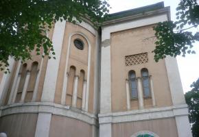 Synagoga Tempel w Stanisławowie (wuł. Straczenych 7)