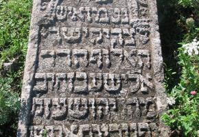 Stary cmentarz żydowski w Rohatynie (ul. S. Bandery i B. Lepkogo)