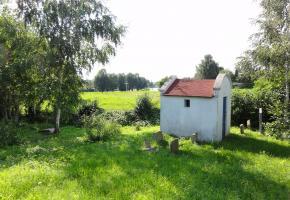 Skierniewice: Stary cmentarz żydowski (ul. Strobowska)