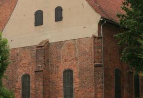Synagoga średniowieczna w Oleśnicy (ul. Łużycka)