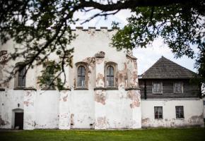 25.10.2016 – A major renovation of former Szydłów synagogue, the