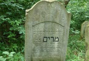 Błażowa: Cmentarz żydowski w Błażowej (ul. Mickiewicza)