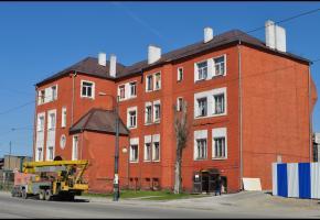 Budynek żydowskiego sierocińca w Kaliningradzie (ul. Oktjabrskaja 3)