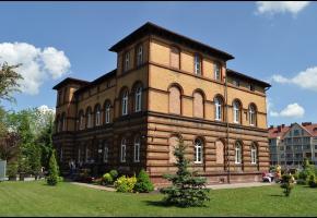 Wolffsohn Shelter for Jewish Orphans