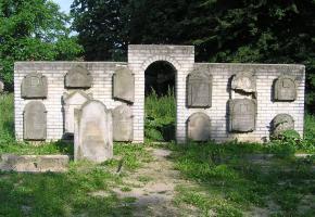 Lubartów: New Jewish cemetery (the corner of Cicha Street and 1 Maja Street)