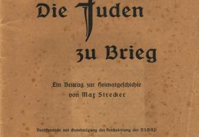Dokument w Muzeum Piastów Śląskich w Brzegu