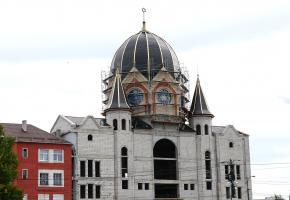 Nowa Synagoga Liberalna w Królewcu (ul. Oktjabrskaja 1a)